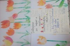 Tulipánový měsíc - vzkazy od dětí