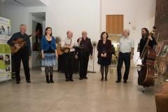 Tulipánový měsíc - Spiritual Kvintet pro Amelii
