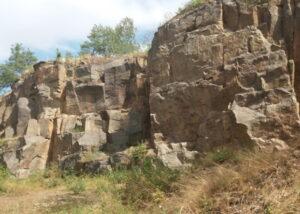 Přírodní památka Přílepská skála
