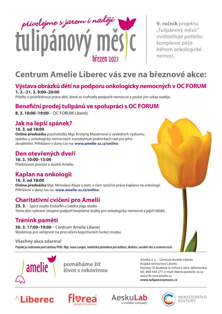 Program akcí Liberec