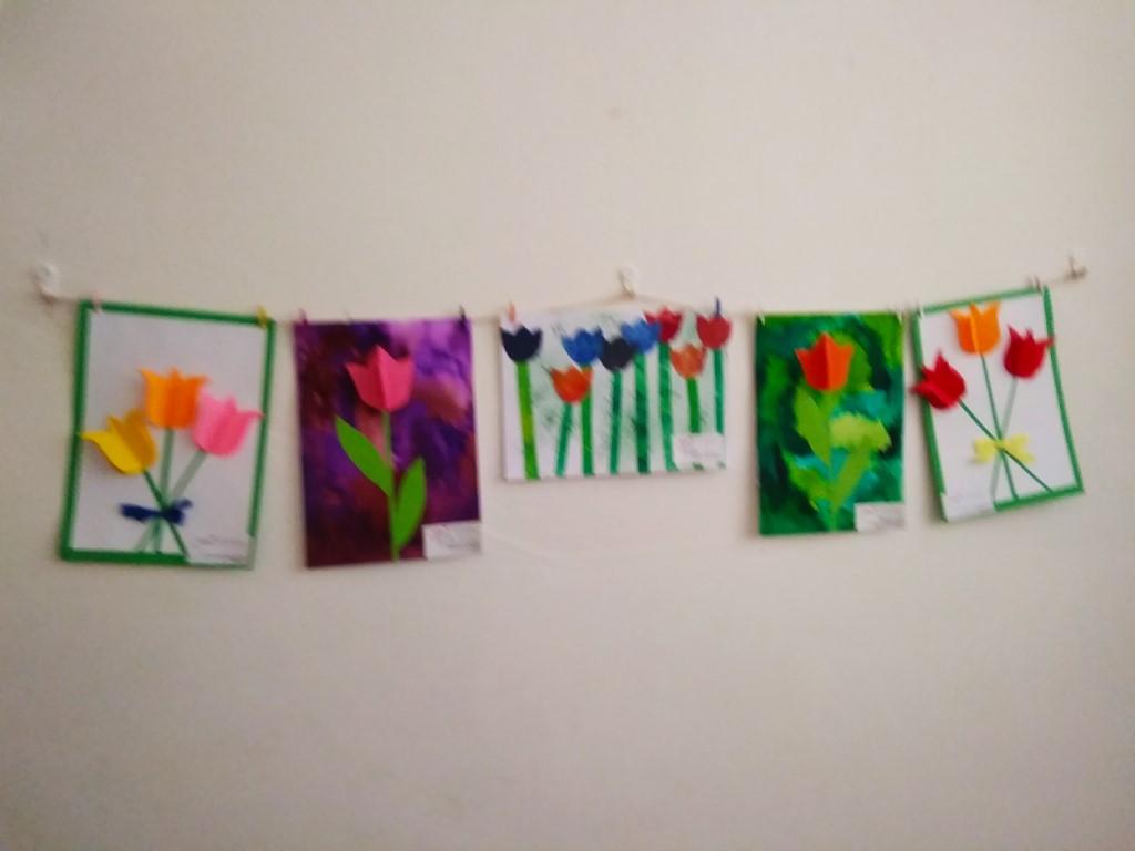 FNOL-Výzdoba Tulipány-gynekologie